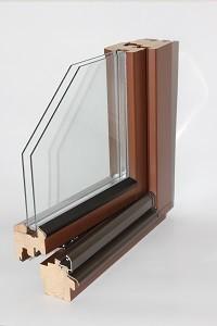Деревянные окна в Харькове. Окна из евробруса от простых до экслюзивных, качество проверенное временем.