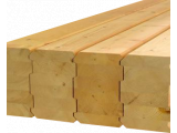 Фото  1 Деревянный брус от производителя с доставкой - все размеры, сорта, породы дерева 2355743