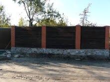 Деревянный забор, изготовление, установка, доставка, монтаж из дерева для частного дома цена от