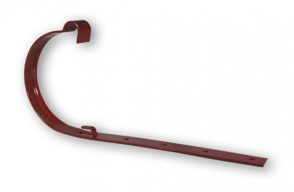 Держатель для желоба BRYZA, металлический 25х3.0 мм, красный, зеленый