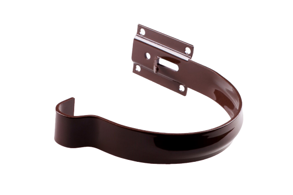 Держатель желоба малый металл 130 Profil