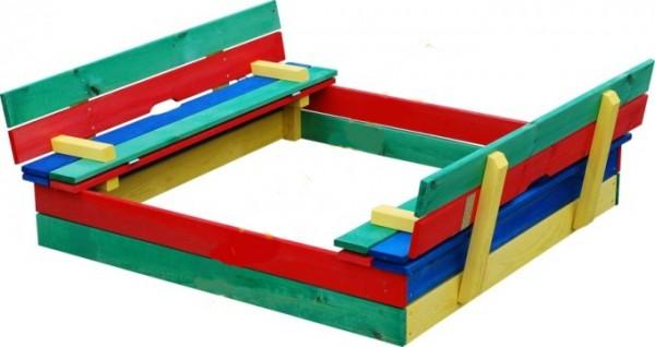 Купити Дитяча пісочниця з кришкою  85faff9b25482