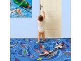 Фото  6 Детские коврики на пол для мальчиков Планес 70 2634504