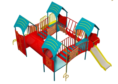 Детские площадки.