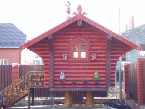Детские сказочные деревянные домики под ключ(с мебелью, резьбой, фигурными украшениями).