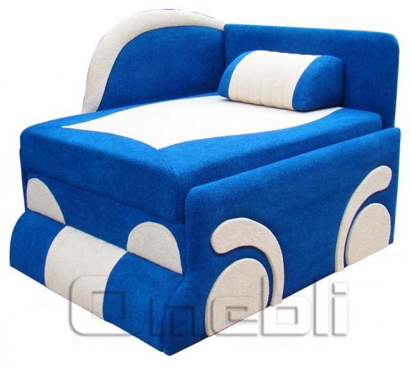 Детский диван Машинка код A41408