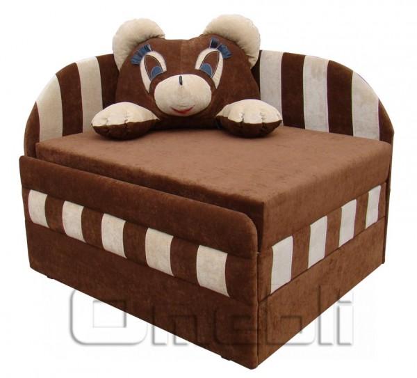 Детский диван Панда без подушки Код A41614