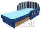 Детский диван Панда с подушкой Код A41617