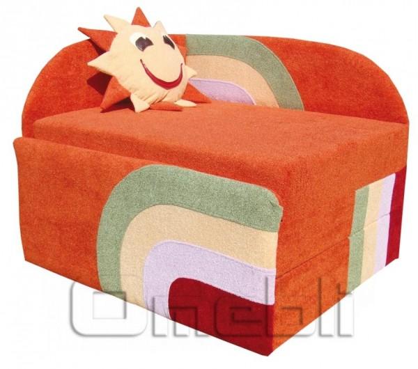 Детский диван Солнышко код A41411