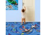 Фото  6 Детский игровой ковер для мальчика Планес 70 2634469