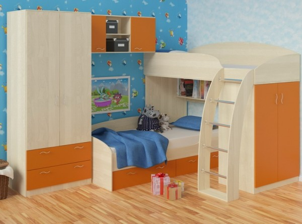 Детский комплекс Море