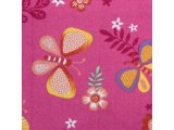 Фото  5 Детский ковер бабочки Папилон 66 2534458