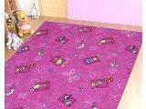 Фото  4 Детский ковер для девочки Хеппи 447 2434435