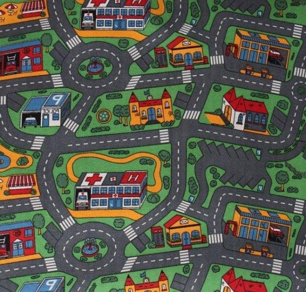 Фото  1 Детский ковер город City Life 2134438