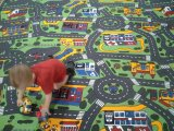 Фото  7 Детский ковер город City Life 2734438