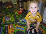 Фото  10 Детский ковер город City Life 21034438