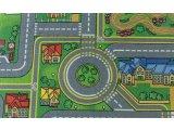 Фото  1 Детский ковер городок с дорогами Плейсити 2134456