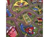 Фото  10 Детский ковер с дорогой Лунапарк 210344310
