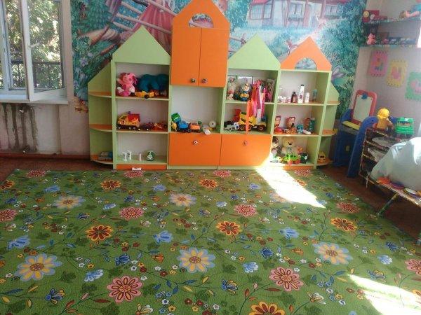 Фото  1 Детский ковер Цветы 20 2134452