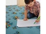 Фото  6 Детский коврик для игры на полу Фани Бир 72 2634496