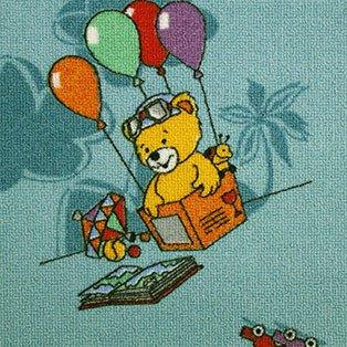 Фото  1 Детский коврик для игры на полу Фани Бир 72 2134496