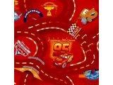 Фото  8 Детский коврик тачки WORLD OF CARS 80 2834503