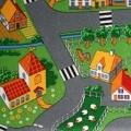Детский ковролин AW Village Бельгия