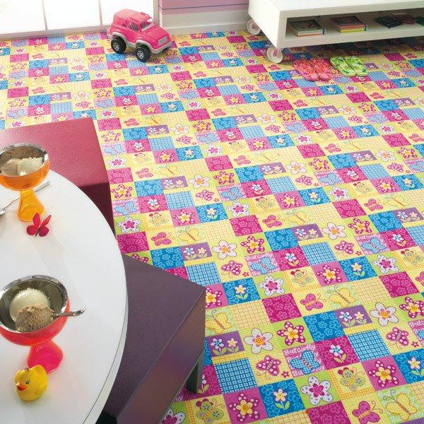 Фото  1 Детский ковролин Батерфляй 2500 2134296
