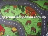 Детский ковролин Farm