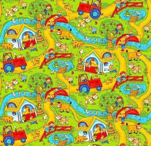 Фото  1 Детский ковролин Каникулы 2000 2134251