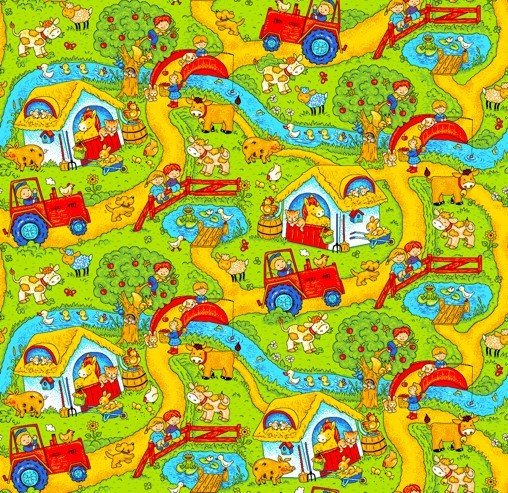 Фото  1 Детский ковролин Каникулы 2500 2134252