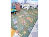 Фото  3 Детский ковролин Карандаши зеленые 2334209