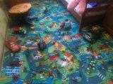 Фото  7 Детский ковролин LITTLE GOLIATH 90 2734327