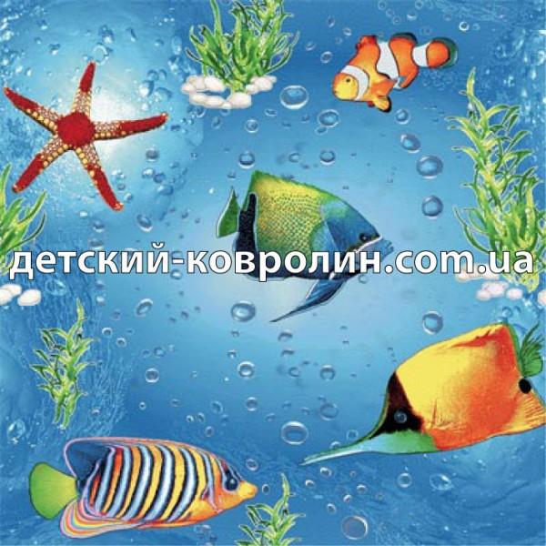 Детский ковролин Море