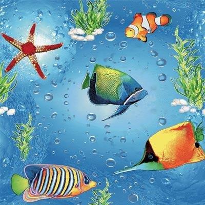 Фото  1 Детский ковролин Море 3000 2134222