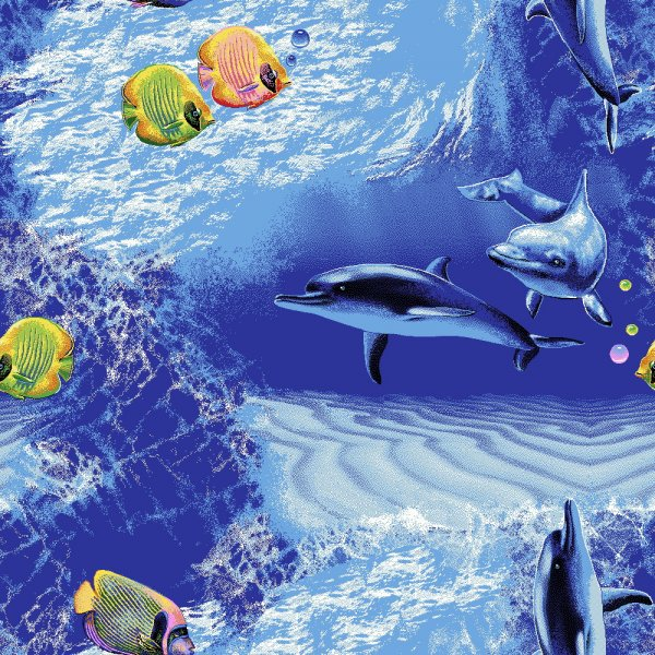 Фото  1 Детский ковролин Океан 1000 2134226