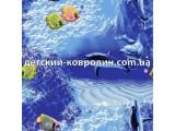 Детский ковролин Океан