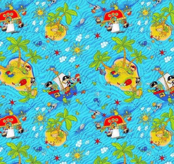 Фото  1 Детский ковролин Острова 2500 2134256