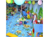 Фото  8 Детский ковролин Острова 2834254