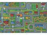 Фото  1 Детский ковролин с дорогами Плейсити 1500 2135008