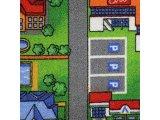 Фото  1 Детский ковролин с дорогами Плейсити 2135007