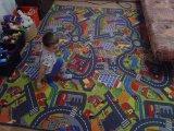 Фото  6 Детский ковролин Смарт Сити 2634298