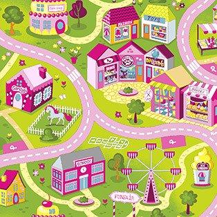 Фото  1 Детский ковролин Свит Таун 2500 2134308