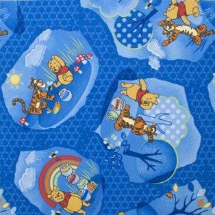 Фото  1 Детский ковролин WINNIE WOODLAND 77 4000 2134355