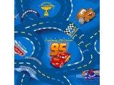 Фото  8 Детский ковролин WORLD OF CARS 77 2834376