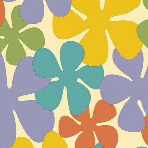 Фото  1 Детский линолеум Beauflor YOLO Flower Power 158M 2134181