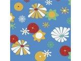 Фото  1 Детский линолеум Leoline Smart Bingo Flower 50 1500 2134166