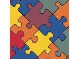 Фото  3 Детский линолеум Leoline Smart Bingo Puzzle Colour 50 2334358