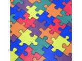 Фото  4 Детский линолеум Leoline Smart Bingo Puzzle Colour 50 2434458