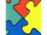 Фото  5 Детский линолеум Leoline Smart Bingo Puzzle Colour 50 2534558